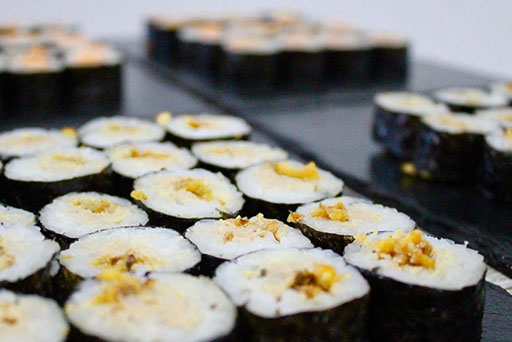 Sushi events in our Craft Beer House in Valencia